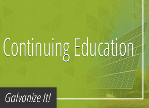 Continuing Education Header
