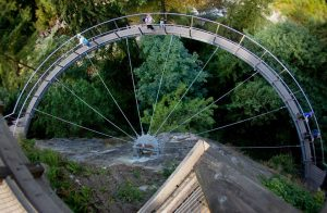 Cliffwalk at the Capilano Suspension Bridge