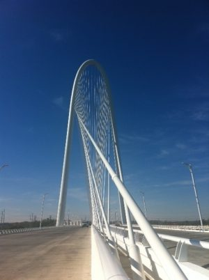 Dallas bridge