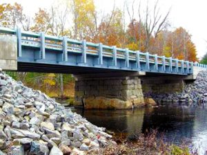 Chase Miller Bridge, Limington, ME