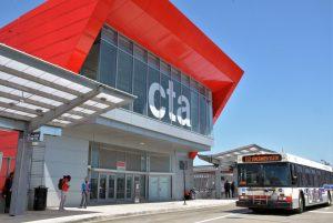 CTA 95th Street Terminal