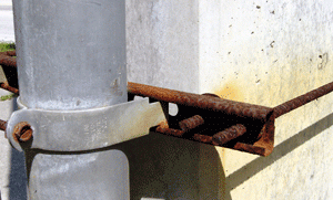 In Contact with Other Metals | American Galvanizers Association