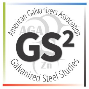 Galvanized Steel Studies Logo