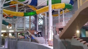 Indoor Water Park Village