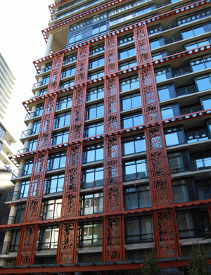 Woodwards Building