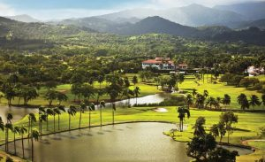Wyndham Grand Rio Mar Beach Resort And Spa Golf Course View