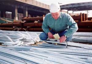 Visual inspection of galvanized Rebar