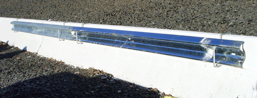 Guardrail Wet Storage Stain
