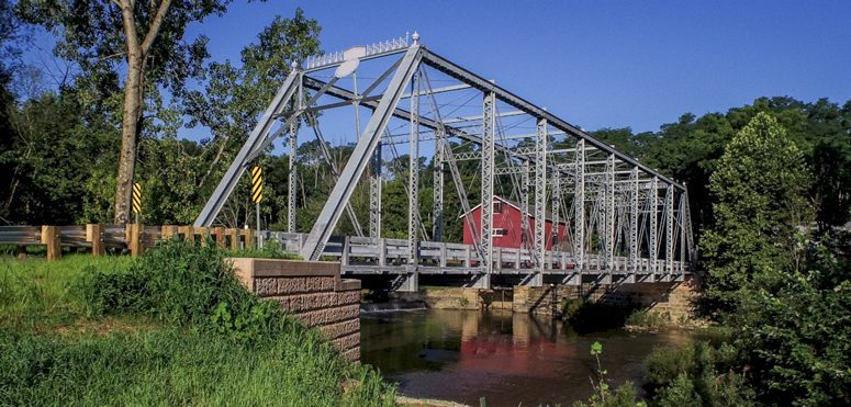 Indian Mill Bridge Rehab, Wyandot County, OH