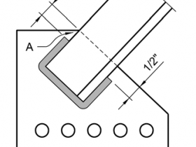 Figure Cross Frame Holdbacks Fhwa Illustration 142