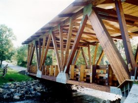 Wood Bridge 01
