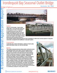 Irondequiot  Bay  Bridge  Case  Study Thumb