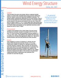 Wind  Energy  Structures  Case  Study  Thumb