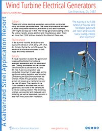 Wind Turbine Electrical Generators Interactive