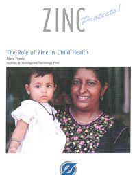 Role Of Zinc In Child Health